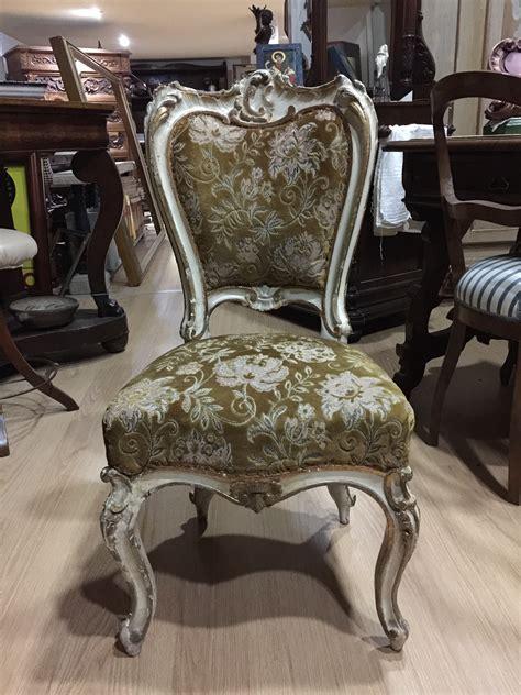 sedie luigi xv sedia luigi xv vendita e restauro antichit 224 cosmo