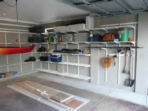 Garage Storage Designs of garage shelving ideas to make your garage a versatile storage area