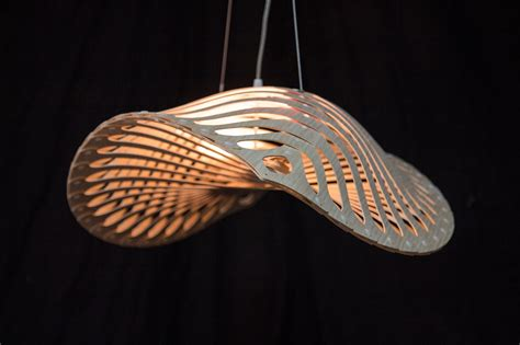 lights design david trubridge unveils new lights inspired by sea