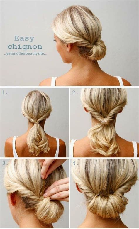 Wedding Hairstyles Diy by 20 Diy Wedding Hairstyles With Tutorials To Try On Your