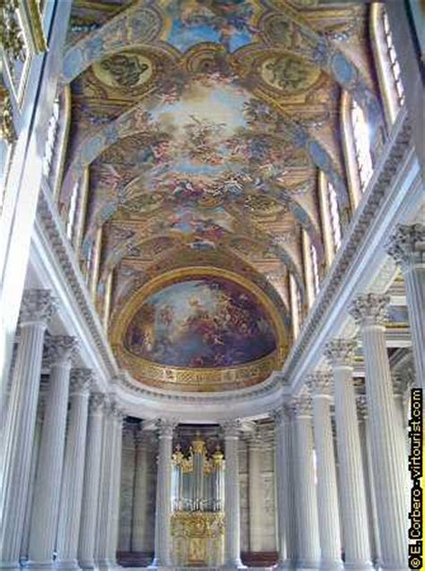 3/30.  chateau of versailles, the chapel royal