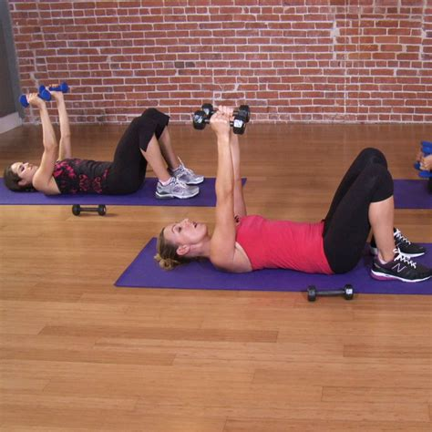 10 minute arm workout healthcom 10 minute workout for sexy sculpted arms popsugar fitness