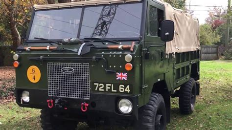 land rover forward for sale land rover forward 101 gs