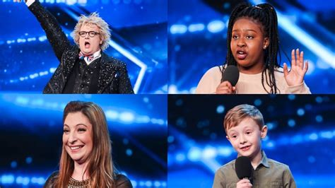 britain got talent best britain got talent the best