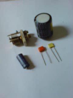 menentukan kaki kapasitor tantalum kapasitor