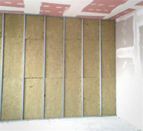 materiali per coibentazione interna coibentazione parete interna