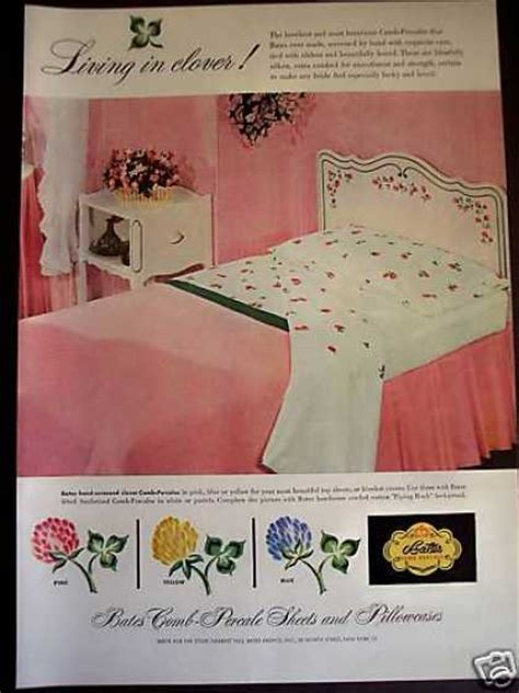 1950s bedroom decor vintage furniture ads of the 1950s