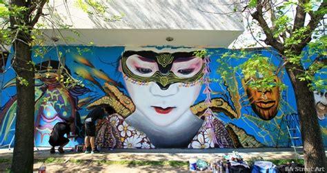 imagenes urbanas graffitis 3d ba street art