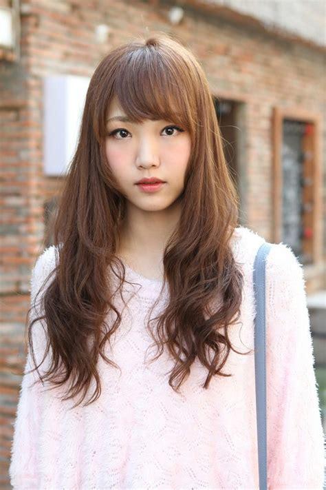 hairstyles for long hair korean 2013 korean hairstyle hairstyles weekly