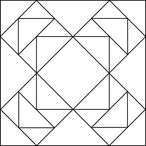 geometric quilt patterns printable geometric block pattern 30 clipart etc
