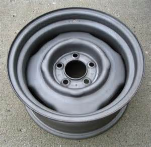 Ford Steel Wheels Classic Chambered Exhaust Inc Steel Wheels