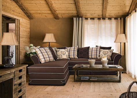 divano rustico divani rustici stile tirolese divani classici trentino