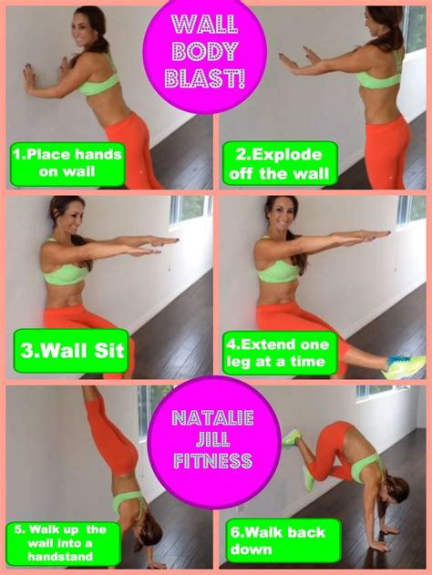 157 best images about home workout routines with natalie