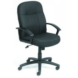walmart office furniture office products mid back fabric executive chair