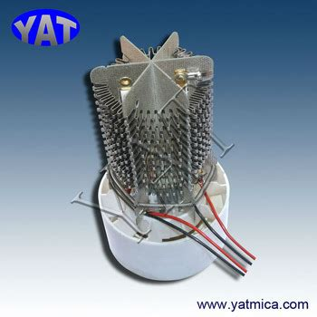 Hair Dryer Heating Element Material various mica insulated material resistive heating hair