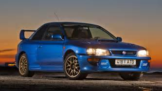 Subaru Impreza 22b For Sale A Look Back At The Auction Of This Holy Grail Subaru