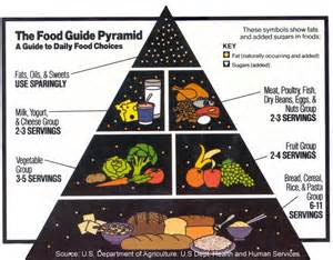 plate pushing vegetables fruit ousts food pyramid pbs newshour