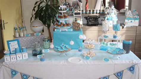 Decoration De Table Pour Bapteme Garcon by Bapteme Garcon Table
