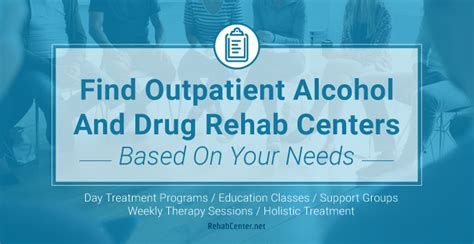 Outpatient Heroin Detox Bergen County by Outpatient And Rehab Centers