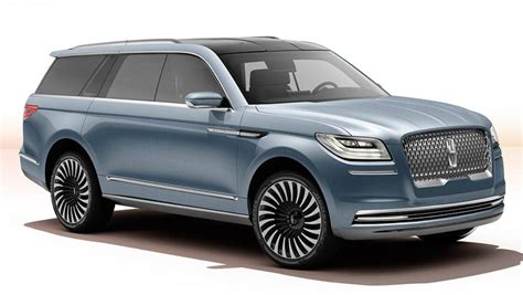 ford of lincoln ford lincoln navigator concept unveiled at 2016 new york