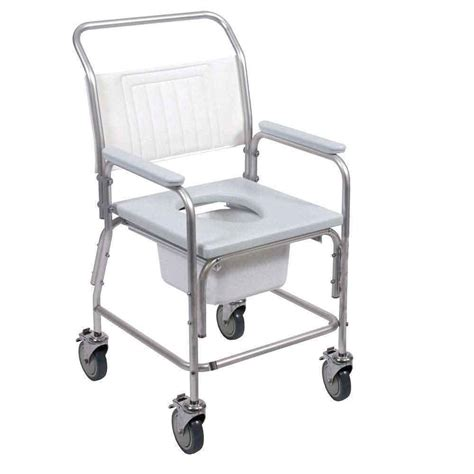 Commode Chair by Portable Shower Commode Chair Vat Exempt Nrs Healthcare