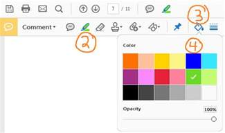 change highlight color in pdf how do i change the highlighter color in adobe acrobat