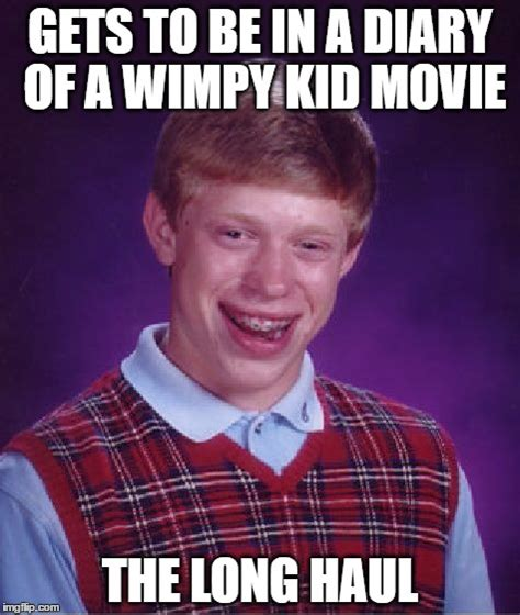 Wimpy Meme - diary imgflip