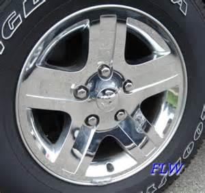 2005 dodge durango oem factory wheels and rims
