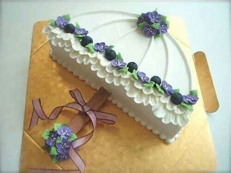 Best Images About Umbrella Cakes On Pinterest Almond