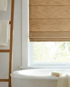 Bathroom Window Shades by Bathroom Window Treatments