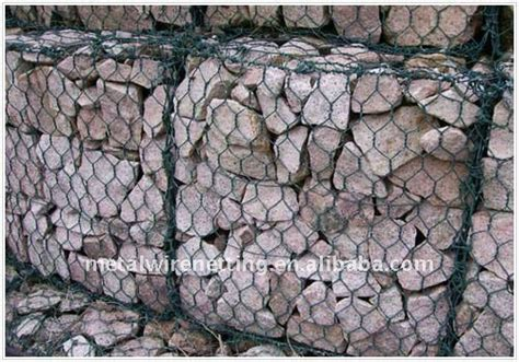 wire cages rock wall price buy stone cage wall gabion