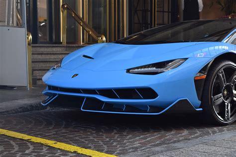 Lamborghini Oc Blue Cepheus Lamborghini Centenario What Do You Think Of