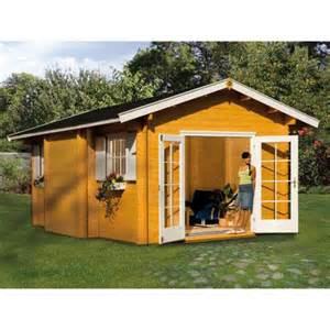 pavillon en bois de luxe weekend quot bornholm quot 233 paisseur 45