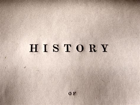Psychology And History the origins of psychology history through the years