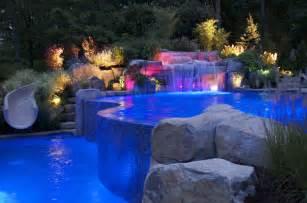 Infinity Edge Pool Cost Custom Swimming Pool Spa Design Ideas Outdoor Indoor Nj