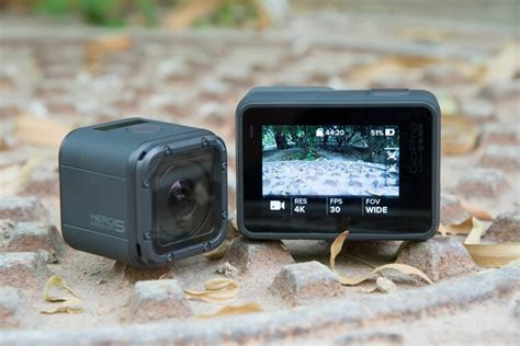 Gopro Hero5 5 Session everything you need to gopro s new hero5 cameras