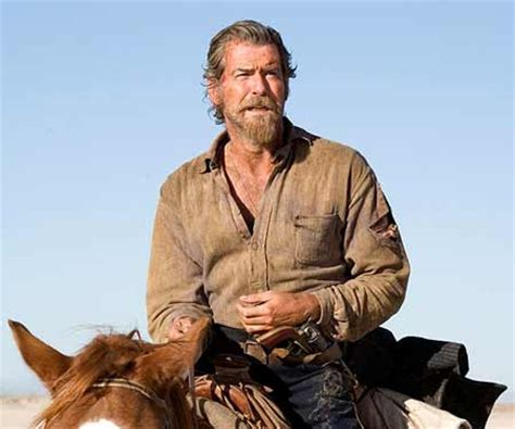 Brosnan Neeson Go West In Seraphim Falls by Brosnan S Ventures West Grey Owl And Seraphim
