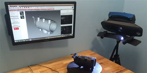 structured light scanning tutorial examining the reverse engineering workflow from 3d scan to