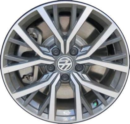 volkswagen tiguan wheels rims wheel rim stock oem replacement