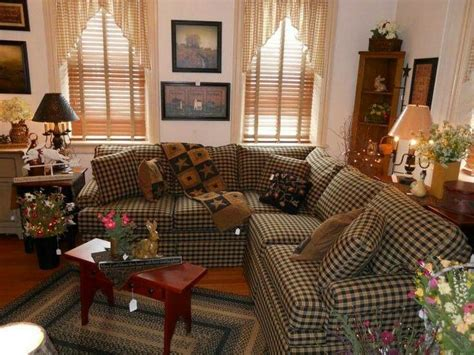 Primitive Living Room by 1000 Ideas About Primitive Country Decorating On