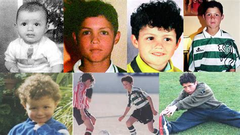 cristiano ronaldo parents biography cristiano ronaldo childhood picture you may haven t seen