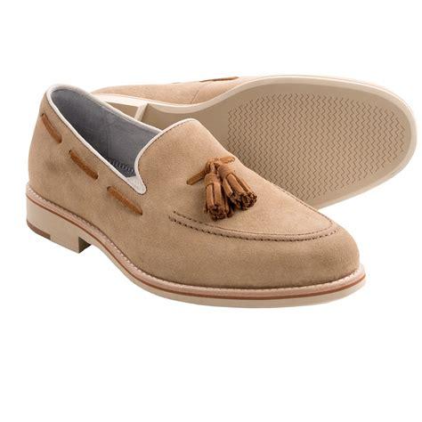 johnston and murphy mens shoes johnston and murphy ellington tassel mens dress sandals