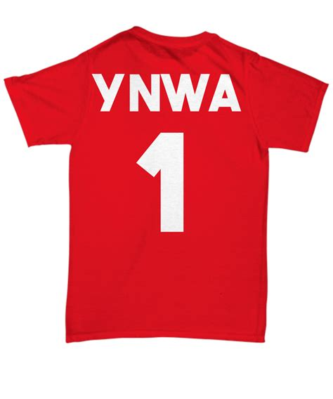 Ynwa Lfc T Shirt quot oh when the reds quot liverpool fc lfc team shirt ynwa 1