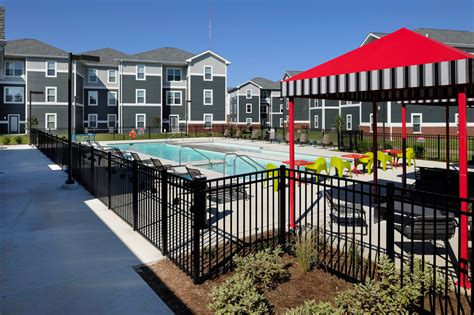 siue housing the edge at siue koman group