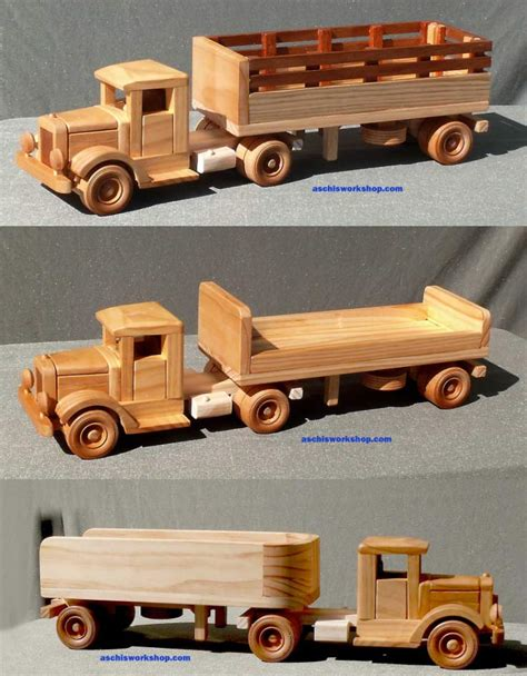 wooden truck toy truck toys plans wooden toys деревянные игрушки