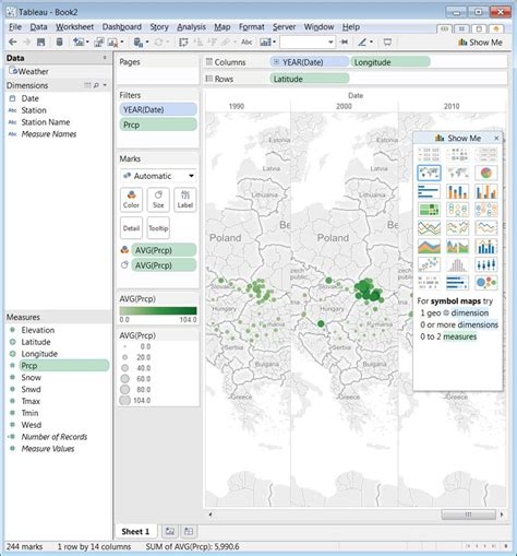 tableau tutorial online analysis tutorial with tableau desktop