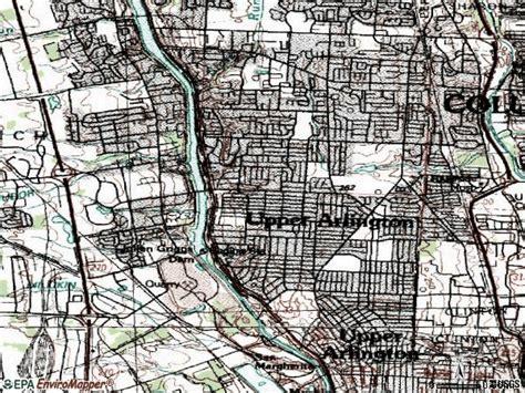 zip code map upper arlington ohio 43221 zip code upper arlington ohio profile homes
