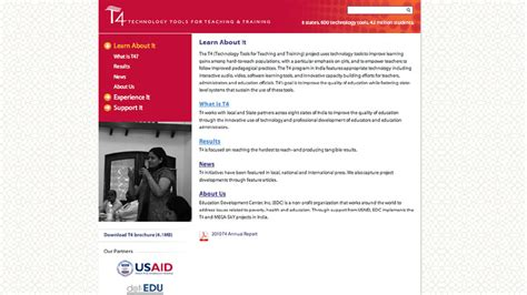 Usaid T4 Website Ensemble Media Usaid Branding And Marking Template