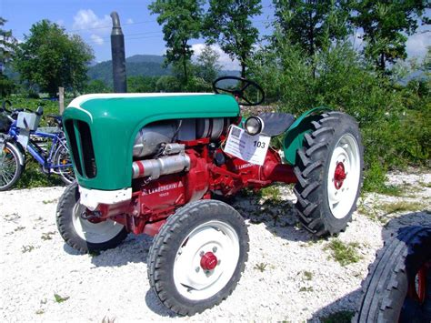 first lamborghini tractor a 1973 lamborghini tractor is on sale for 9 500