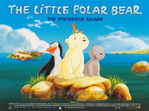 the little polar bear the little polar bear movie posters from movie poster shop